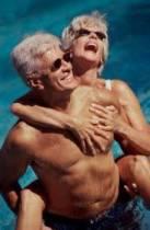 Leniwy mąż na plaży, oraz monolog żony