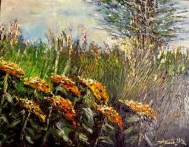 pachnące trawy*