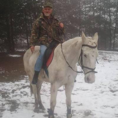 Siwy koń - parafraza