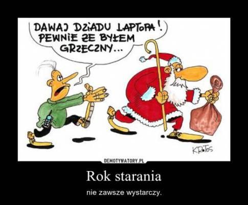 Mikołaj - satyra
