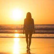 Samotna plaża